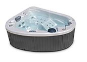 Calypso - 200x166xh70 - Posti 1+1 - Spa & Wellness Solutions