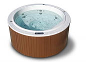 Sundown - Φ 205xh90 - Posti 5 - Spa & Wellness Solutions
