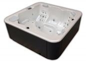 Aqualife 5 - 195x195xh74 - Posti 3+2 - Spa & Wellness Solutions