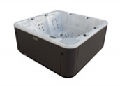 Aqualife 7 - 216x216xh90 - Posti 4+1 - Spa & Wellness Solutions