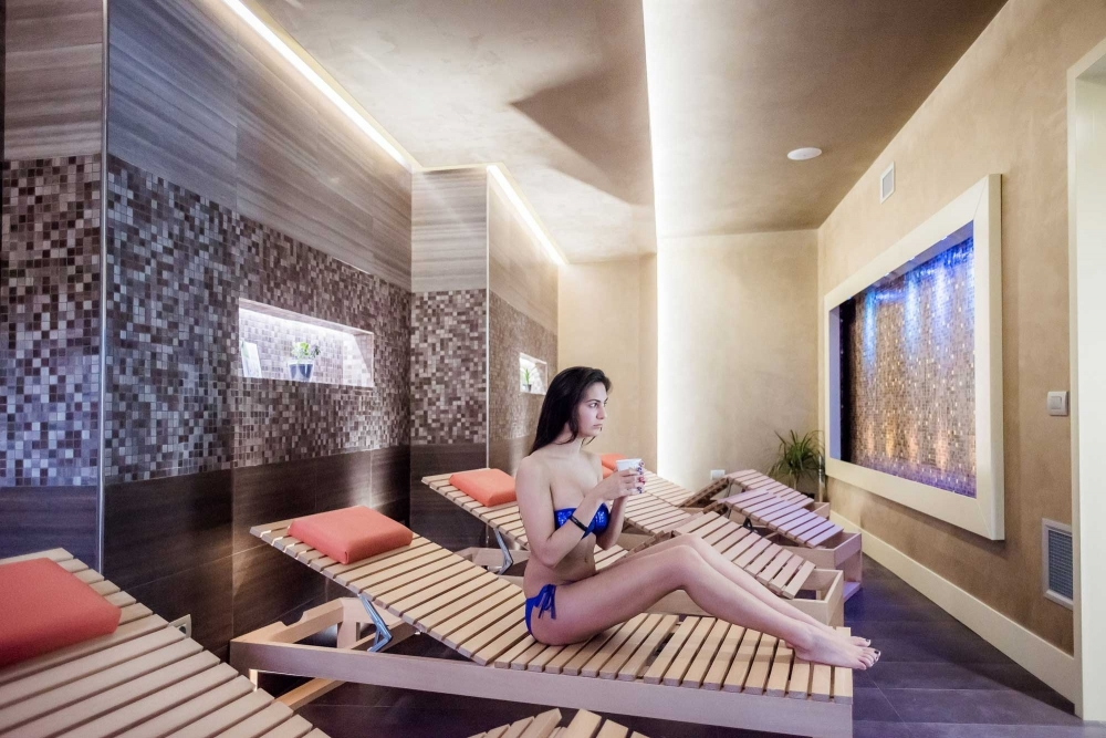 Lettino Relax Flex 4 - Spa & Wellness Solutions
