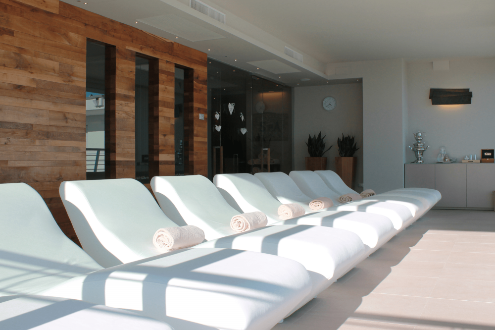 Lettino Relax Alba - Spa & Wellness Solutions